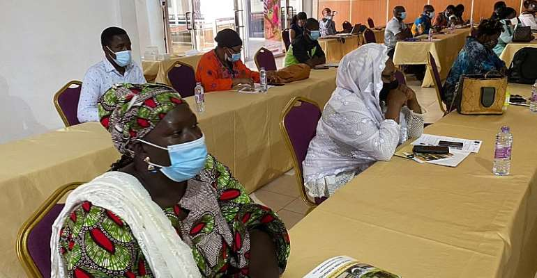 50 Tamale Shea-based cosmetic processors trained on labeling and standard compliance