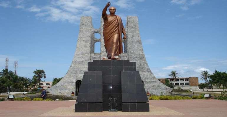 Nkrumah Mausoleum Is a Japanese Idea – Part 1