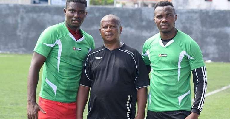 Ghanaian John Dikson signs for L'US Zilimadjou of Comoros Islands