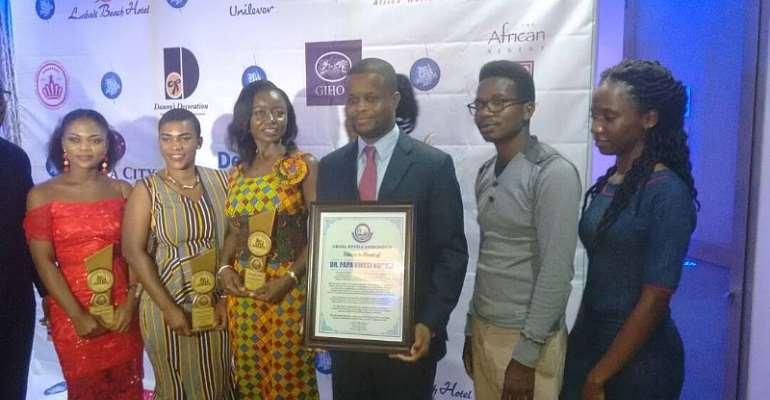 Kempinski, Dr. Nduom Win Awards At 3rd Edition Of Ghana Hotels Awards
