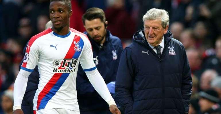 Hodgson Wants Zaha To Honour Palace Contract