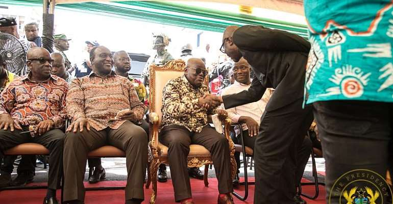 Angry GUTA Accepts Akufo-Addo Pleas
