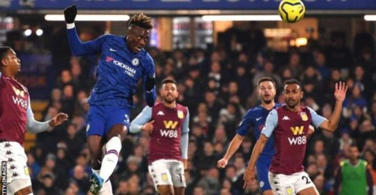 PL: Abraham Leads Chelsea To Villa Win