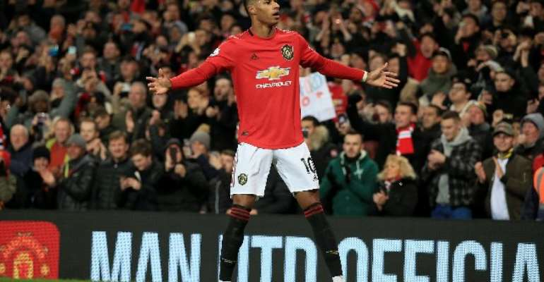 PL: Rashford Double Hands Mourinho First Spurs Defeat