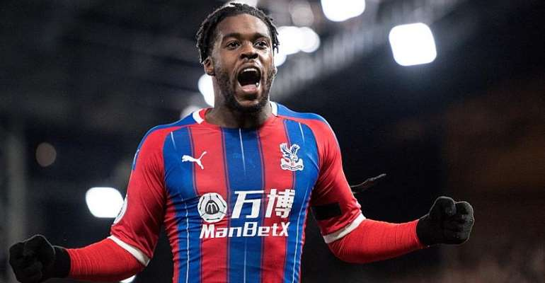 Ghana's Jeffery Schlupp Scores Again As Crystal Palace Pip Bournemouth