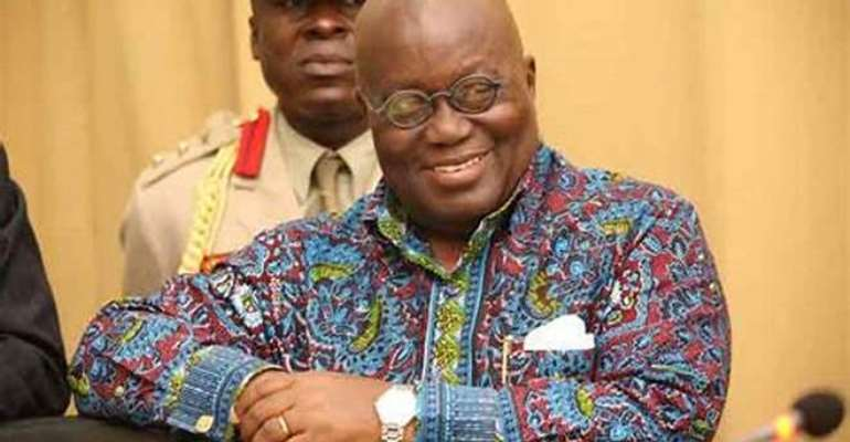 I've Paid Your Husbands, So, Xmas Will Be Great – Akufo-Addo Tells Wives Of Contractors