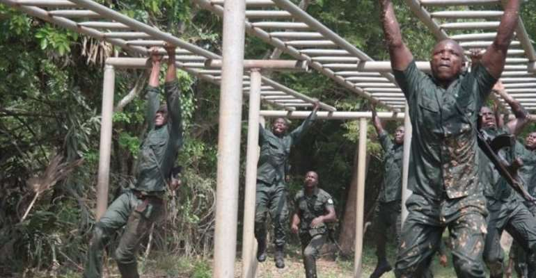 Ghana Armed Forces Begins 2019/20 Enlistment