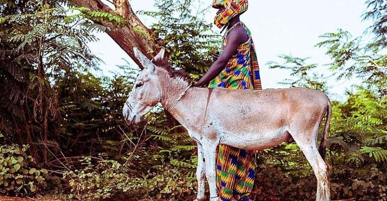 Ghanaian Visual Artist And Creative Entrepreneur Mohammed Blakk Featured On BET