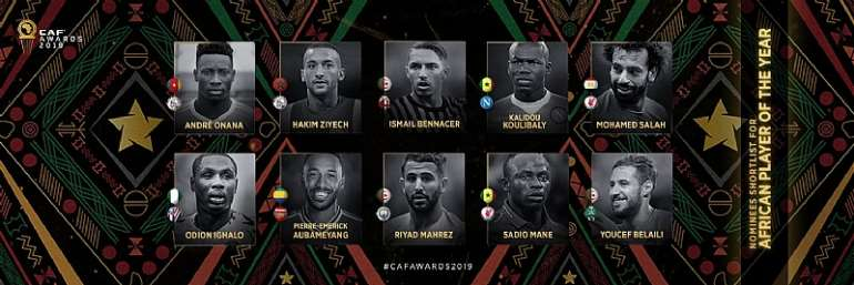 Partey, Jordan Excluded From Top-Ten Africa Player Of The Year shortlist