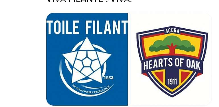 CONFIRMED: Hearts Of Oak To Face Togolese Side Etoile Filante On Friday