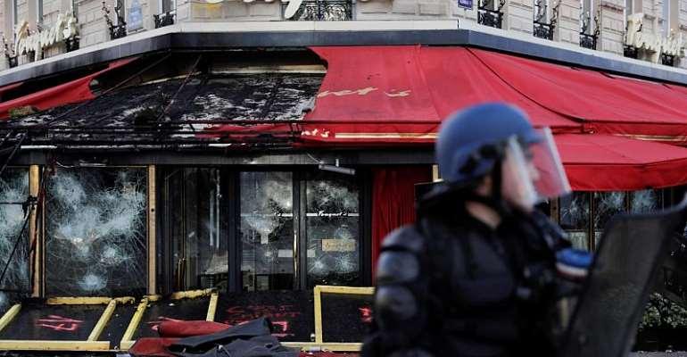 Thomas SAMSON / AFP