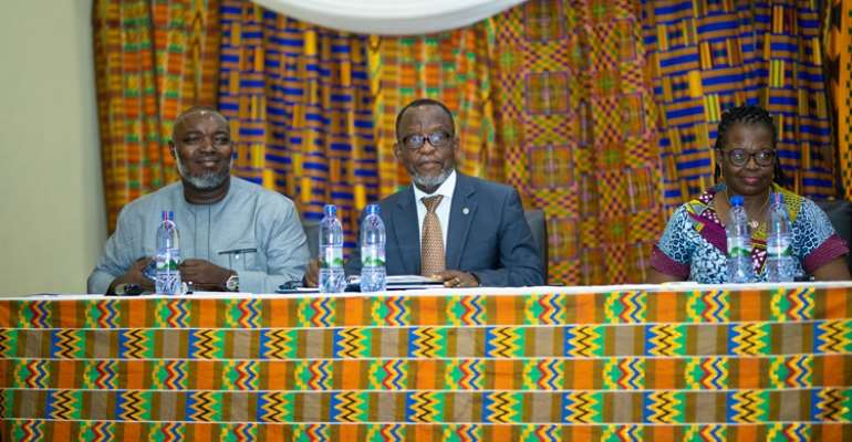 Legon Vice Dean Wants Tax Exemption Laws Reviewed