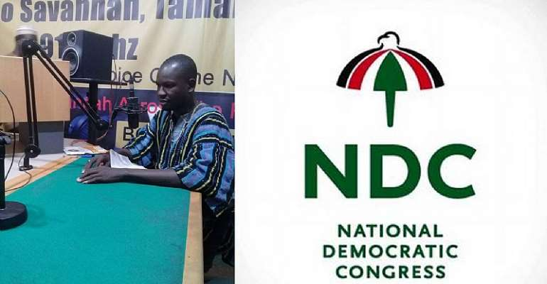 S/R: - Hawa Koomson Lied, Our constituency has no benefited projects -Yapei Kusawgu NDC