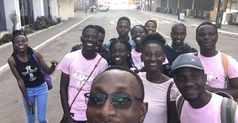 Ghana Volunteer Program Marks Sixth Year Anniversary On International Volunteer Day (IVD) 2019