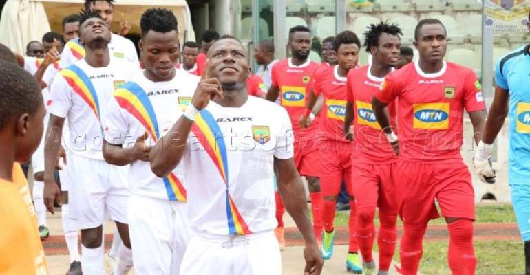 President Cup: Hearts Of Oak To Renew Rivalry On December 15