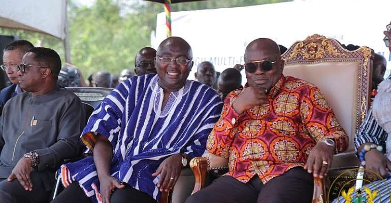 Akufo-Addo Appeals For Second Term