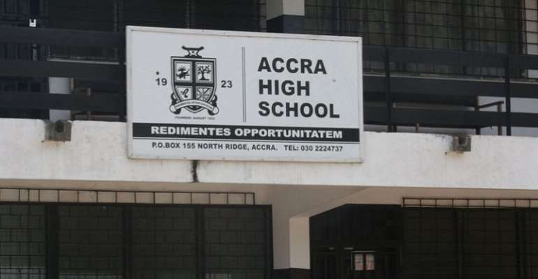 Some Accra High Students Hospitalised Over Alleged Food Poisoning Discharged