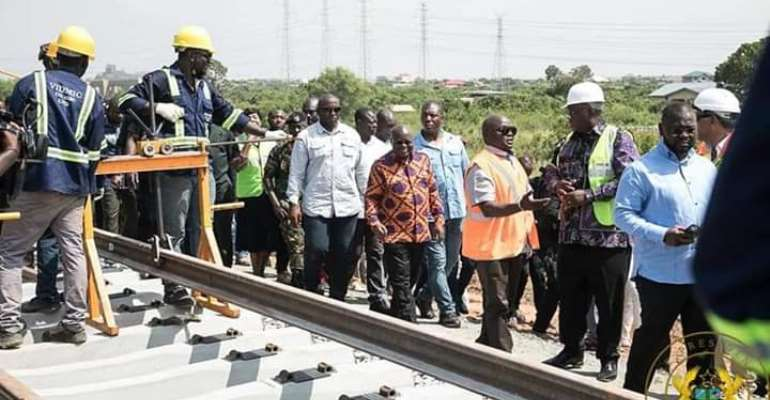 Govt's Commitment To Revamping Railway Sector On Course — Minister