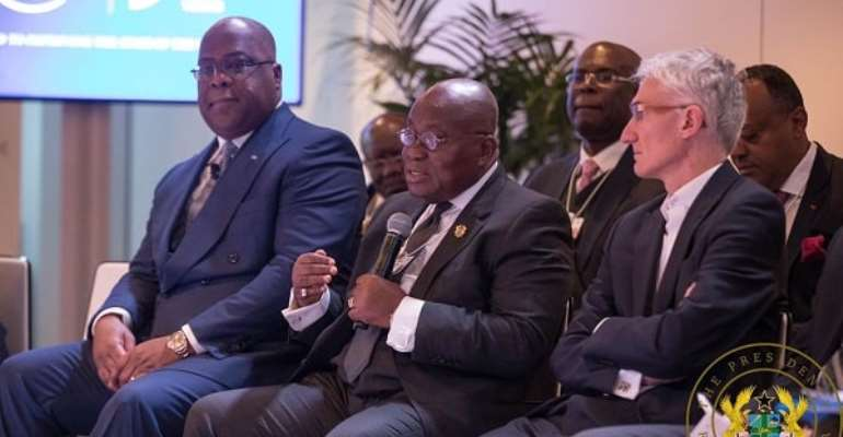 Ghana Ready For The World — Akufo-Addo To Investors