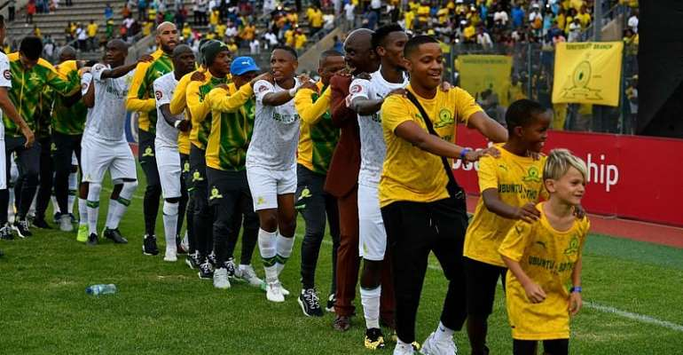 CAF CL: Sundowns Out To Continue Group C Dominance