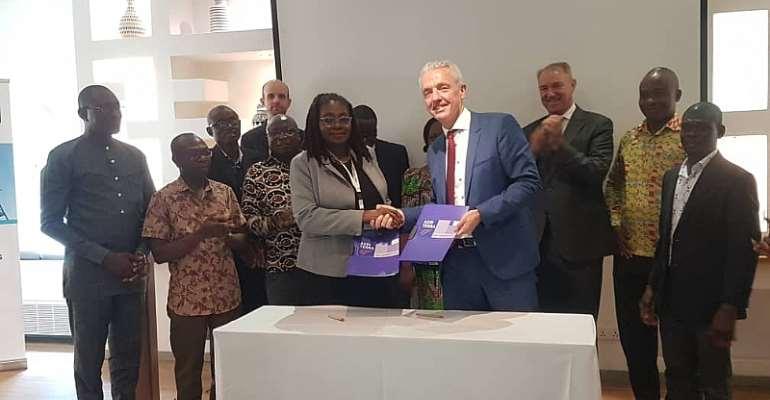 Dutch NGO Agriterra Opens Ghana Office