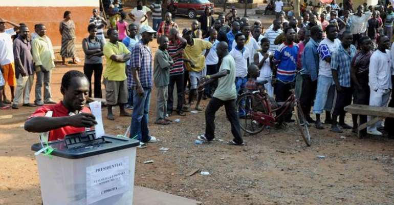 Election 2020: Not voting is tantamount to causing financial loss to the state — NCCE