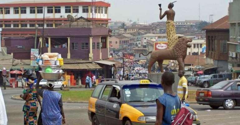 Bantamahene Fumes At NPP For Abandoning Kumasi