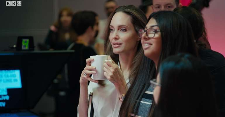 Angelina Jolie is Executive Producer