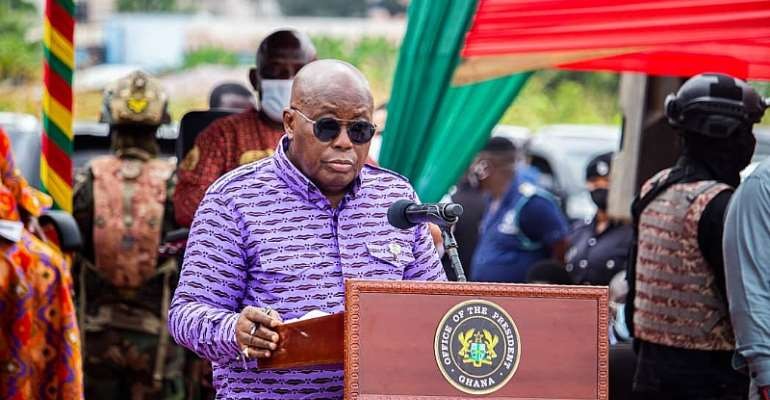 Open letter to Ghanaians - let's give President Akufo-Addo a 'thank you vote' on December 7th