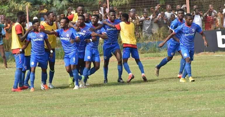 Match Report: Liberty Professionals Record Rare 2-1 Win At WAFA