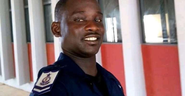 KILLED! Lance Corporal Kingsley Boahene