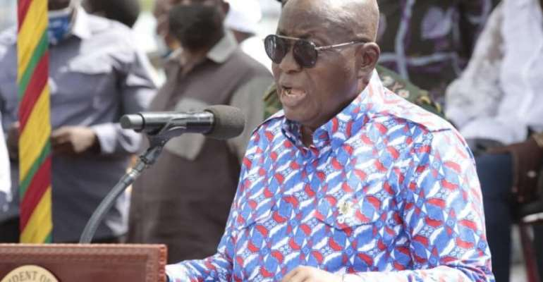 You can't win elections with lies – Akufo-Addo jabs Mahama
