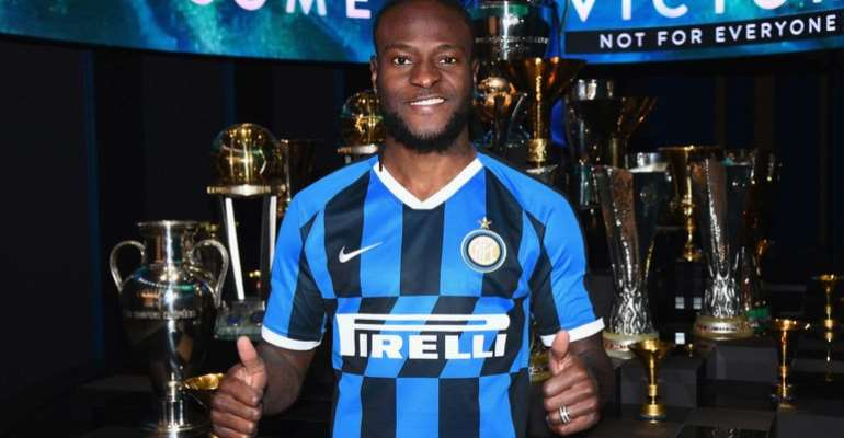 Victor Moses Joins Inter Milan On Loan From Chelsea