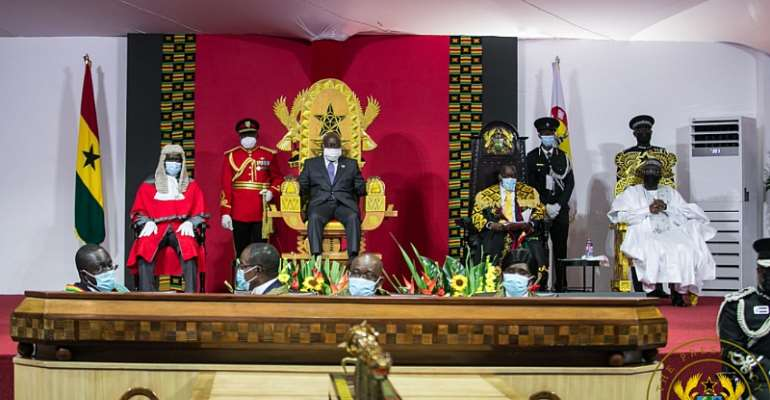 Can Ghanaian democracy survive - If the 8th parliament of the 4th republic fails the masses?