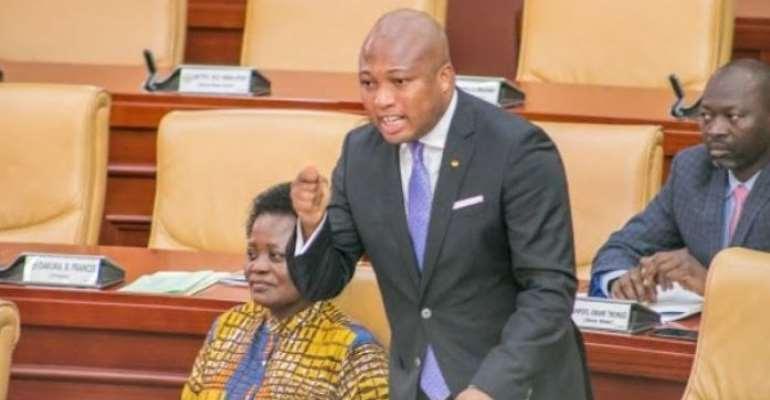 NDC MPs' Appointments Committee not 'mere conveyor belts' – Okudzeto Ablakwa