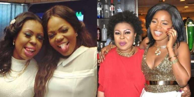 A goat like Mzbel slept with my former boss at TV Africa – Afia Schwar jabs