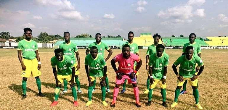 GHPL: Aduana Stars coach Paa Kwesi Fabin names starting eleven for Asante Kotoko meeting