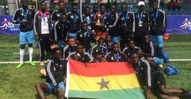 Paga United FC Announce 3-Day Justify Your Inclusion In Accra