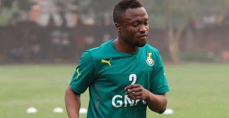 Schalke 04 youngster Bernard Tepketey debuts for Ghana in 1-0 defeat against Egypt