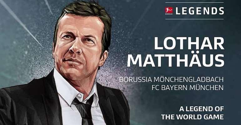 Lothar Matthäus To Visit Ghana As Part Of StarTimes Bundesliga Legends Tour