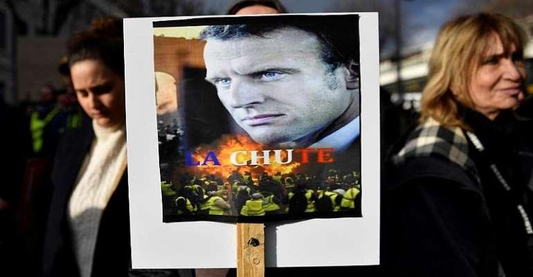 CLEMENT MAHOUDEAU / AFP