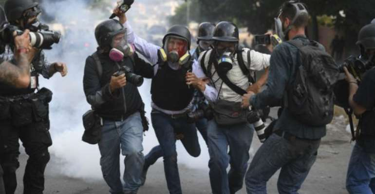 CPJ To Release Annual List Of Journalists Imprisoned Worldwide