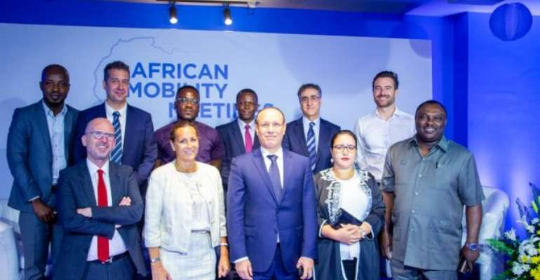 Tractafric Motors takes over as new official Ford distributor, inaugurates showroom