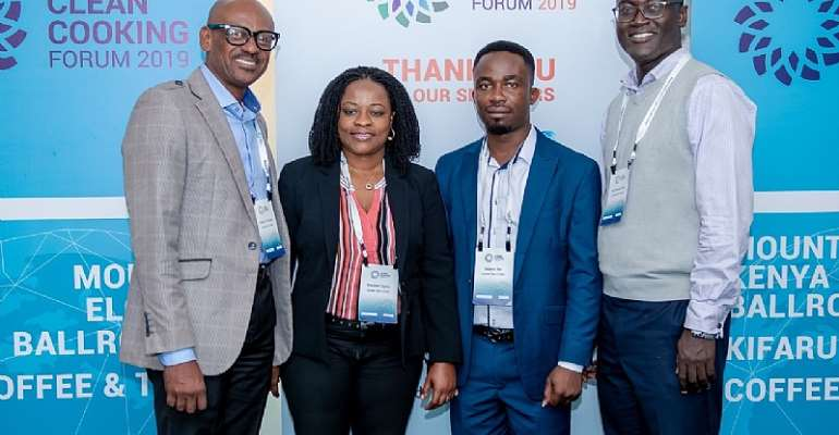 XpressGas Participated In Clean Cooking Forum 2019
