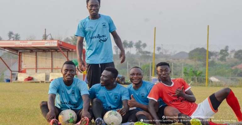 Ebusua Dwarfs To Host Asante Kotoko In A Friendly On Friday