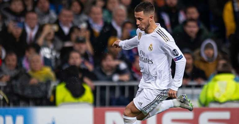 Hazard To Miss Clasico After Tests Reveal Ankle Fracture