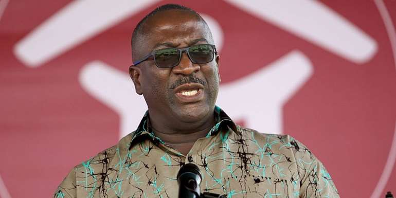 Samuel Attah Mensah urges HR practitioners to keep improving their knowledge