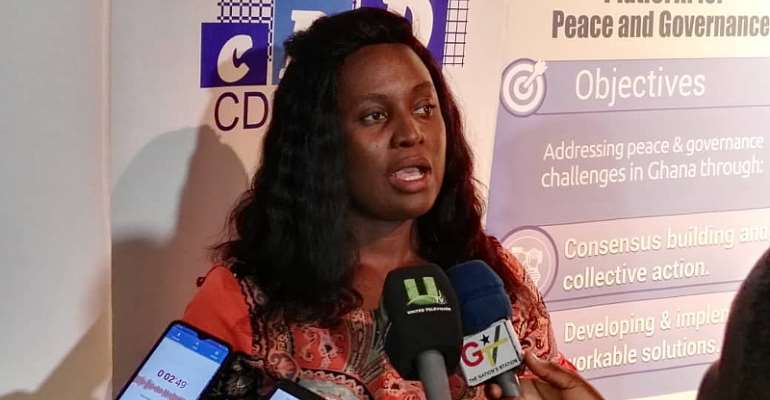 Video: Vigilantism Survey Commissioned By UNDP Exposed NPP-NDC