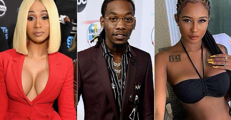New Cheating Rumours Trail Grammy Award Winning Rapper Cardi B and Husband, Offset