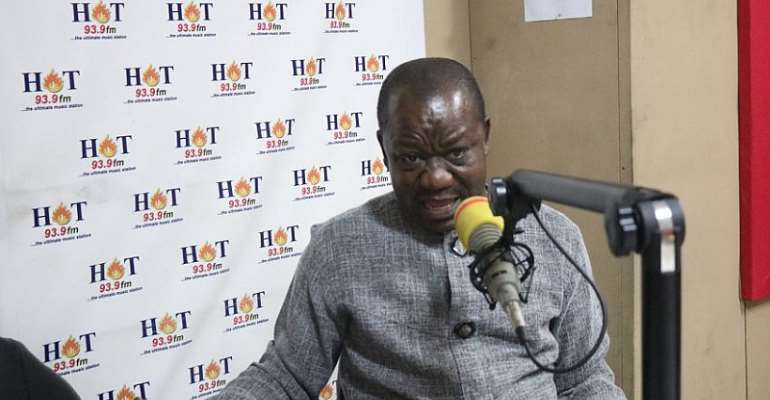 I Have Regretted Being An MP--NPP's Oduro Boahen